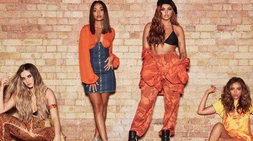 Little Mix estrena caliente vídeo de 'Reggaetón lento' junto a CNCO
