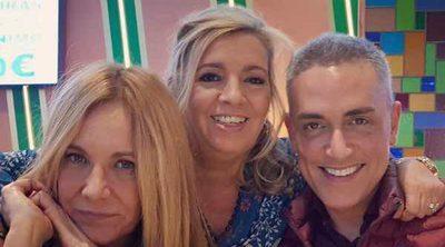 La divertida quedada de Kiko Hernández con Carmen Borrego y Belén Rodríguez