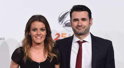 Iñaki López y Andrea Ropero ('La Sexta Noche') se convierten en padres de su primer hijo