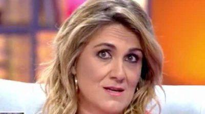 Carlota Corredera: 'Cuando acabe 'Sálvame' habrá colaboradores que no van a seguir en mi vida'