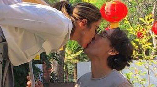 La fiesta china con la que Paz Padilla ha despedido a su hija Anna