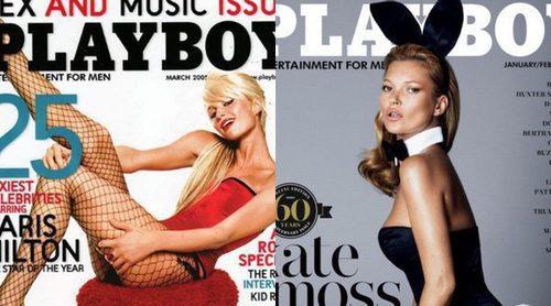 Las portadas más famosas de la revista Playboy