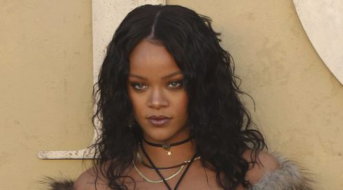 Rihanna ganó 40.000 euros por cada minuto en el photocall de Madrid