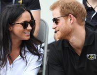 El Príncipe Harry y Meghan Markle: besos, complicidad y la presencia de la madre de ella en los Invictus