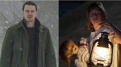 'Anabelle: Creation' y 'El muñeco de nieve' traen el terror a la cartelera