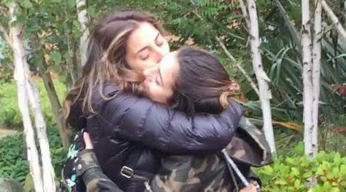 La dura despedida de Paz Padilla a su hija Anna en Londres