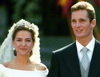 La Infanta Cristina e Iñaki Urdangarin: 20 años de una boda que ahora no podría celebrarse