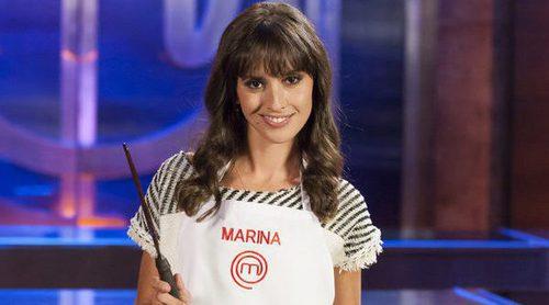 Marina San José, tercera expulsada de 'Masterchef Celebrity 2'