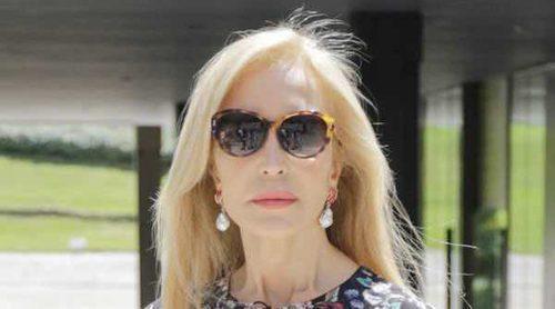 Carmen Lomana rechaza 'una alianza' con Toño Sanchís contra Belén Esteban: 'Me parecen iguales'