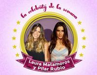 Laura Matamoros y Pilar Rubio, celebrities de la semana por sus sorprendentes embarazos