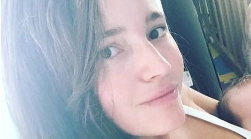 Malena Costa habla de la lactancia materna: 'Dar el pecho no me hace ni mejor ni peor madre'