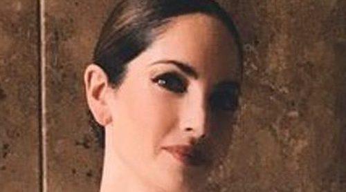 Eugenia Silva, radiante en el bautizo de su hijo pequeño Jerónimo