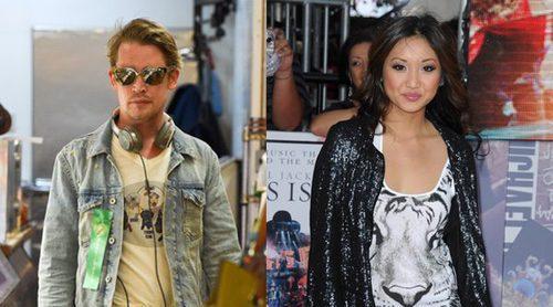 Macaulay Culkin y Brenda Song, ¿nueva pareja de Hollywood?