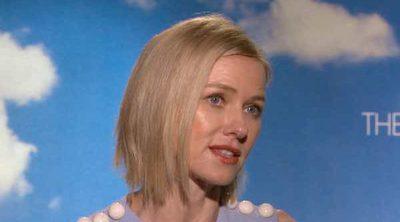 Naomi Watts cuenta cómo fue interpretar a la madre de Jeannette Walls en 'El castillo de cristal'