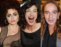 Helena Bonham Carter, Natalia Tena, John Galliano y otros famosos que son de origen español