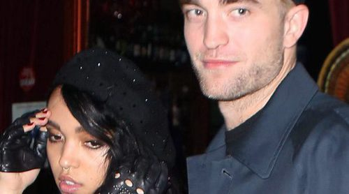 Robert Pattinson y FKA Twigs han roto