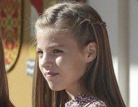 La Reina Letizia revela la causa de la lesión de la Infanta Sofía