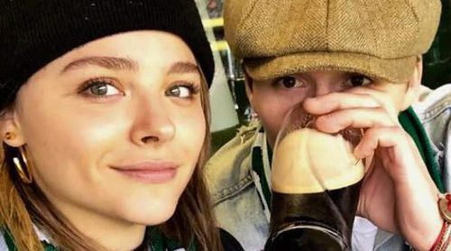 Brooklyn Beckham muestra el lado más divertido de Chloe Moretz