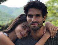Juan Betancourt y Rocío Crusset disfrutan de una romántica escapada a Tenerife