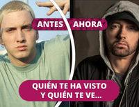 Así ha cambiado Eminem: El antes y el después del rapero de Detroit