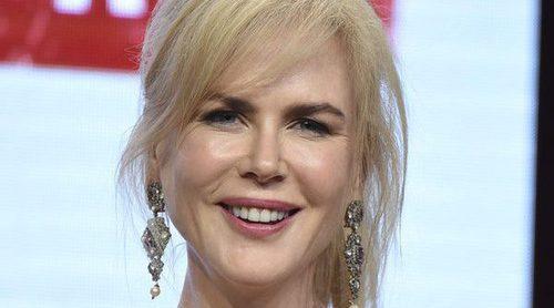 Nicole Kidman habla por primera vez de su beso a Alexander Skarsgård en los Premios Emmy