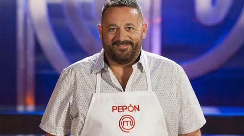 Pepón Nieto, quinto expulsado de 'Masterchef Celebrity 2'
