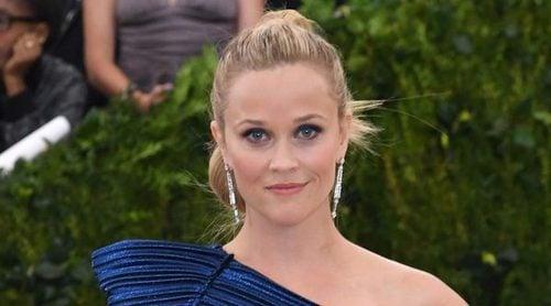 Reese Witherspoon sufrió acoso sexual de un director a los 16 años: