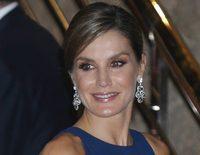 La Reina Letizia, radiante y espectacular junto al Rey Felipe en el concierto Premios Princesa de Asturias 2017