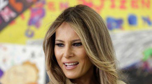 Melania Trump, acusada de utilizar dobles para sus actos oficiales como Primera Dama de Estados Unidos
