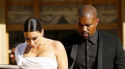 Kim Kardashian y Kanye West sufren un robo en su mansión de Bel Air