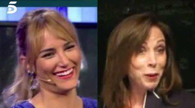 La madre de David Vallespín, encantada con su nuera Alba Carrillo: 'Es encantadora y me cae muy bien'