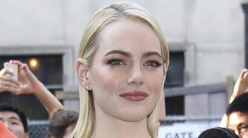 Emma Stone tiene nuevo novio: el cómico Dave McCary