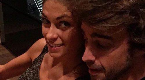 Linda Morselli sobre Fernando Alonso: 'Ha sido muy fácil enamorarme de él'