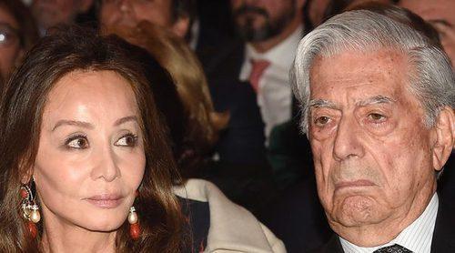 Tita Cervera reúne a su hijo, a su hijastra, a Isabel Preysler y a Mario Vargas Llosa en el 25 aniversario del Museo Thyssen