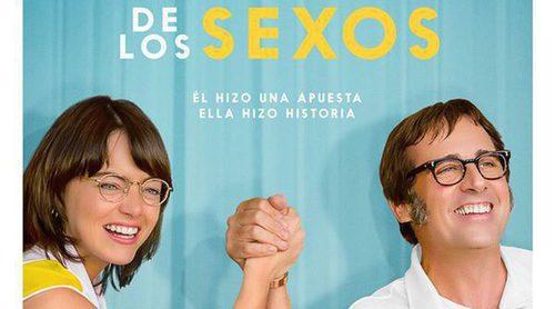 'La batalla de los sexos' y 'A Ghost Story' protagonizan los estrenos de cine de la semana