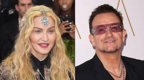Madonna y Bono de U2, investigados por su aparición en los Paradise Papers