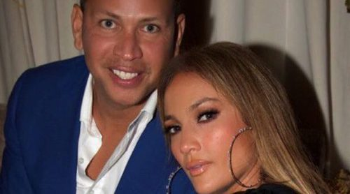 Jennifer Lopez derrocha amor con Alex Rodriguez junto a sus hijos por las calles de Coral Gables