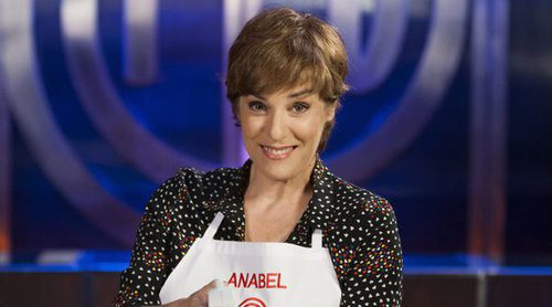 Anabel Alonso, octava expulsada de 'MasterChef Celebrity 2'