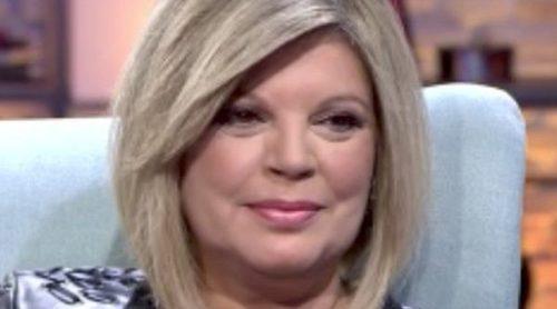 Terelu Campos niega haberse enfadado con Carmen Borrego tras su polideluxe: la prueba es un mensaje