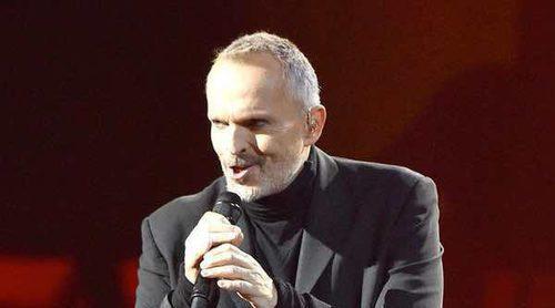 Miguel Bosé se convierte en el Mejor artista español de los MTV EMA 2017