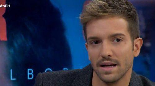 Pablo Alborán, en 'El Hormiguero': 'Seguiré haciendo música pase lo que pase'