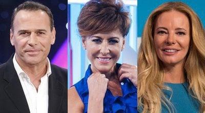 5 presentadores que resurgieron de sus cenizas y volvieron a la televisión