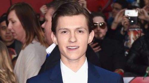 Tom Holland sufre un accidente y se rompe la nariz durante el rodaje de 'Chaos Walking'