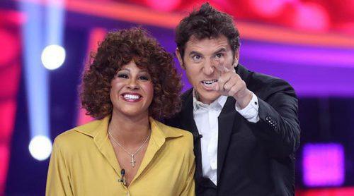 Lucía Gil, ganadora de la octava gala de 'Tu cara me suena 6'