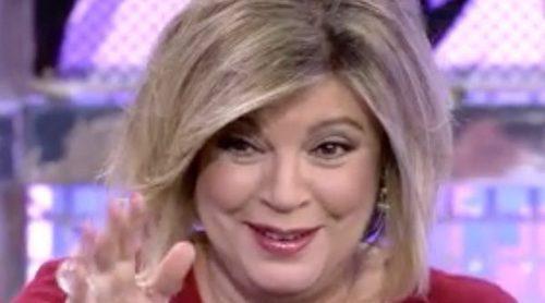 La pillada de Kiko Hernández a Terelu Campos en 'Sálvame': ¡Estaba buscando churrerías!