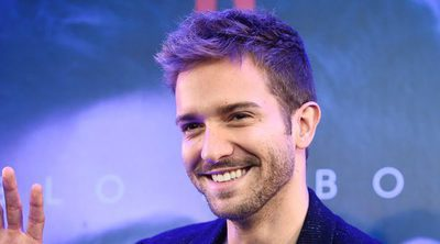 Pablo Alborán: 'Prometo la única verdad que puedo asegurarle al público que es que moriré haciendo música'