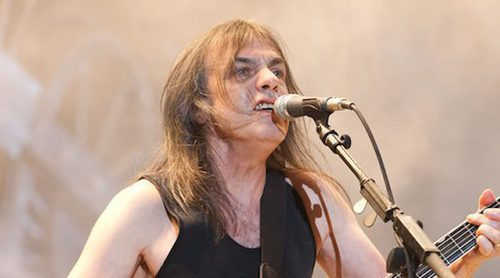Muere el guitarrista de AC/DC Malcom Young a los 64 años