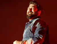 Antonio Orozco recupera la ilusión sobre el escenario