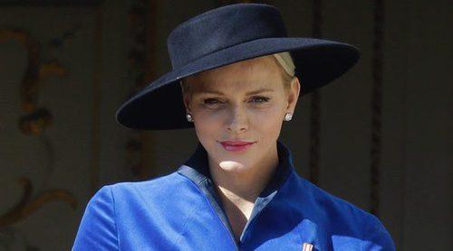 La Familia Real de Mónaco casi al completo celebra el Día Nacional