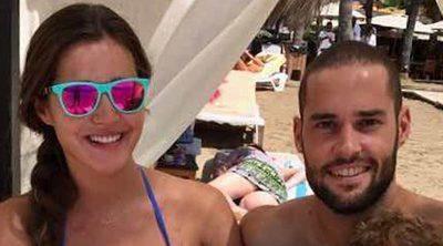 El fin de semana más familiar y romántico de Malena Costa y Mario Suárez